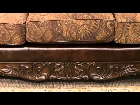 Ashley Fresco Antique Sofa