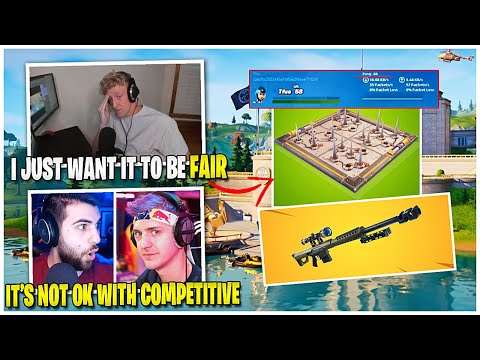 Tfue Explains His Biggest ISSUES With Fortnite   Ninja UPSET Epic Stopped Releasing Patch Notes