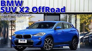 2018 BMW SUV X2 Offroad - Up Close Look
