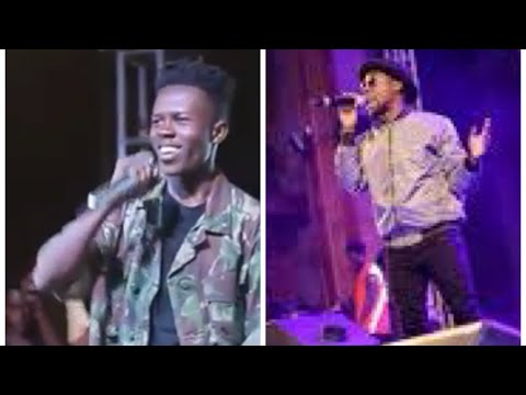 strongman burner battles Teephlow 2018 in Kumasi