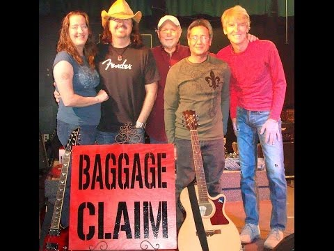 Into the mystic cover by Baggage Claim band of Wedding Music Charleston