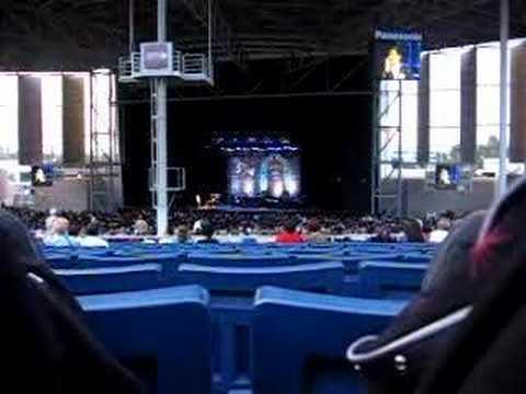 Clay Aiken - Toronto - August 25 2005 - Molson ...