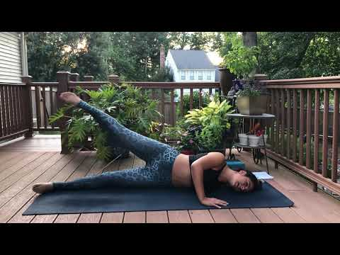 1 hour yin yoga for shoulders  arms  youtube