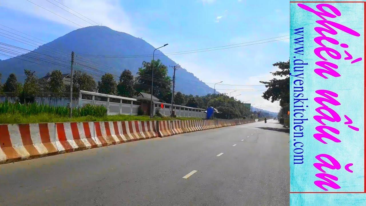 Đường Đi Núi Bà Đen Gần Nhất – Núi Bà Tây Ninh | Ghiền Nấu Ăn