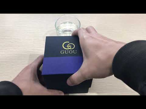 Review đồng Hồ GUOU
