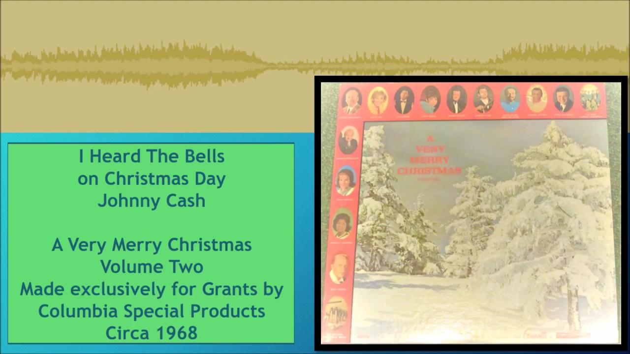 Johnny Cash I Heard The Bells On Christmas Day.I Heard The Bells On Christmas Day Johnny Cash