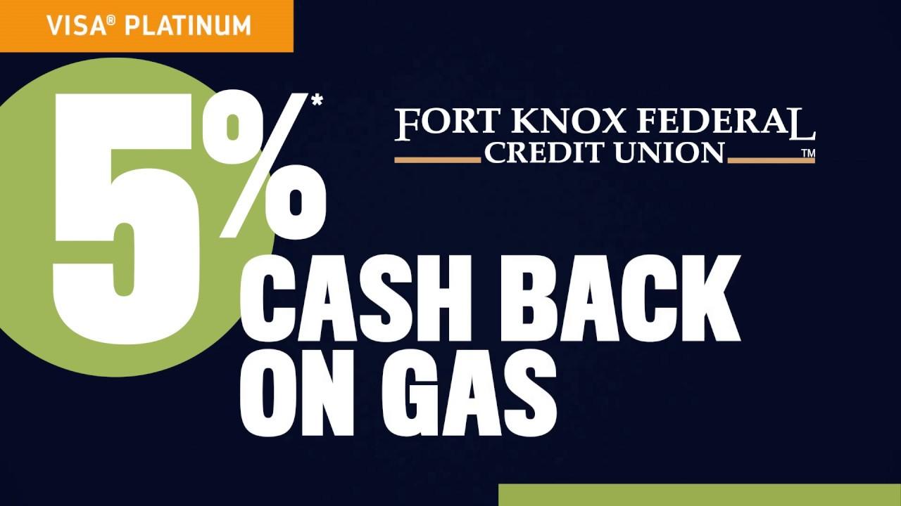VISA® Credit Cards | Fort Knox Federal Credit Union