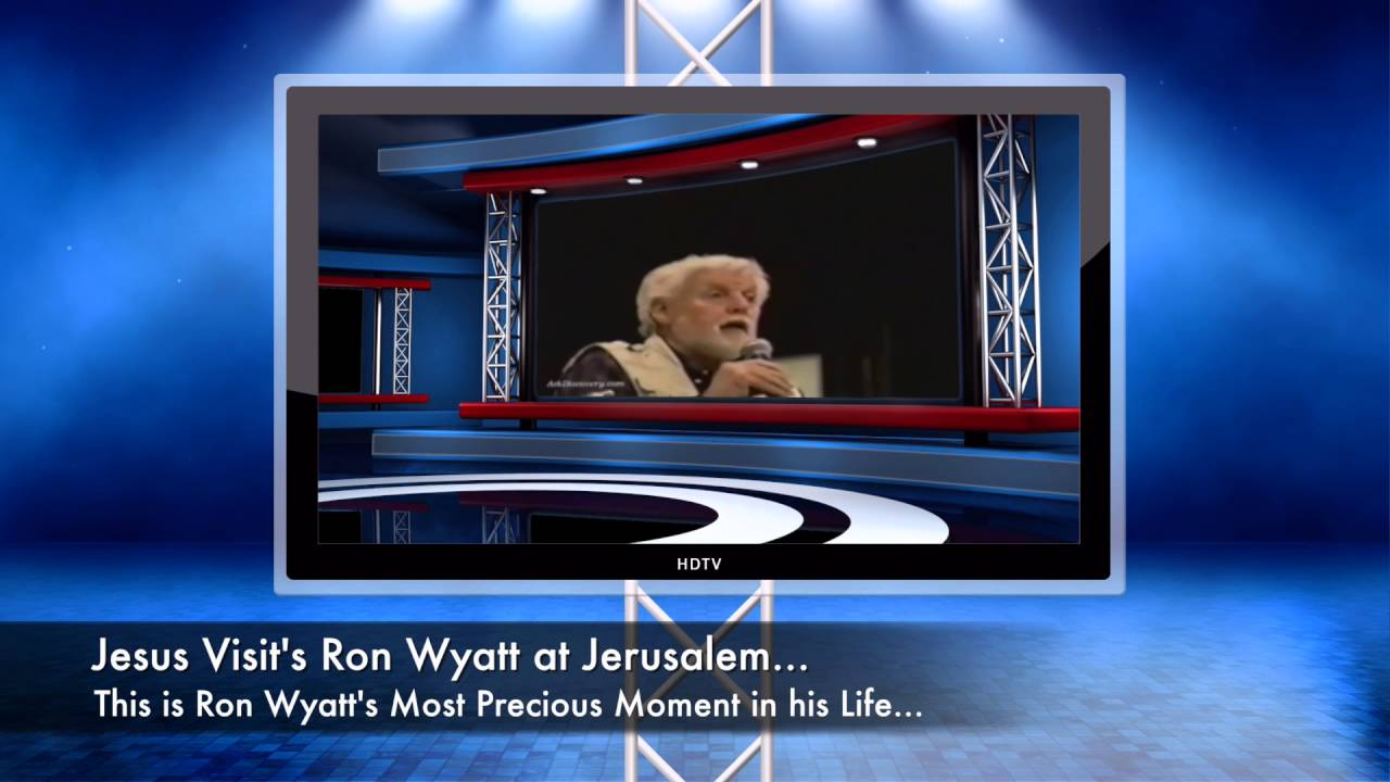 Ron wyatt liar