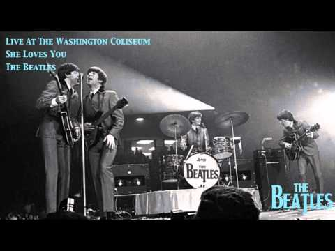 She Loves You (Live At The Washington Coliseum)