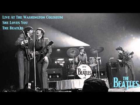 She Loves You (Live At The Washington Coliseum)