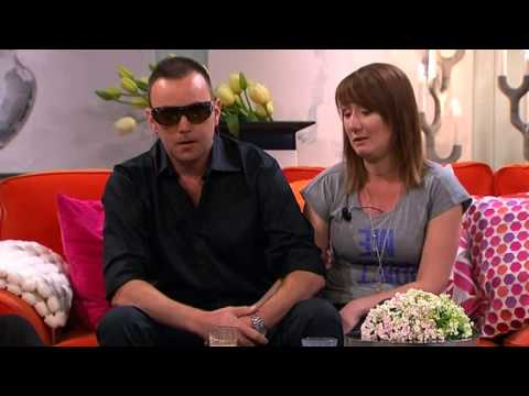 Mikael drabbades av Alzheimers när han var 39 år - Malou Efter tio (TV4)