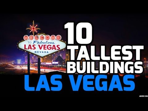 Top 10 Tallest buildings in LAS VEGAS