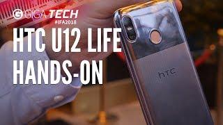 HTC U12 Life im Hands-On (deutsch): Das Smartphone gegen Fingerabdrücke – GIGA.DE
