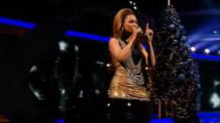 Beyonce - If I were a boy live - X Factor 2008