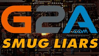 G2A Claims It's The Ultimate Victim After Being Proven To Sell Stolen Keys