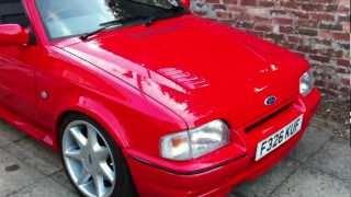 my escort rs turbo 2.1 zvh