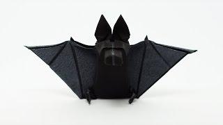 Origami Bat (Tom Defoirdt) - Halloween