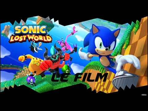 Sonic Lost World - Le Film [Français]