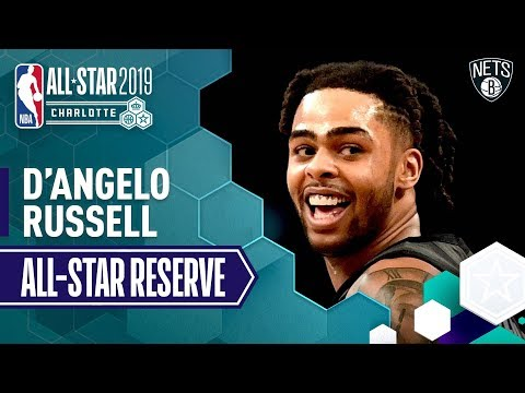 Best Of D'Angelo Russell 2019 All-Star Reserve | 2018-19 NBA Season