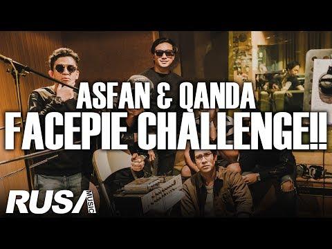 Asfan & Qanda Facepie Challenge