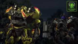 Transformers The Game PC - les´t Play - Parte #2 - [ESP][HD][TPC] - Barricade Qliao!!!! x(