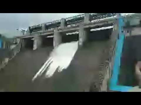 BHADRA DAM GATE OPENING AFTER 3 YEARS | SHIVAMOGGA | CHIKKAM