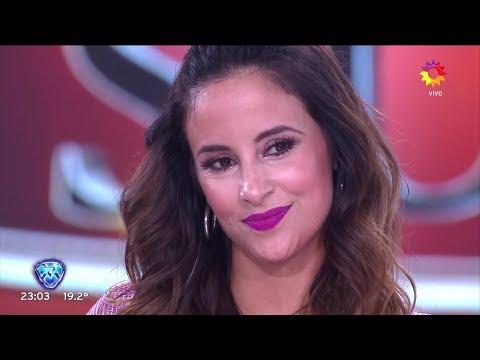 Lourdes Sánchez Bailando 2018 - PUNTAJE de la Cumbia - Showmatch 2018