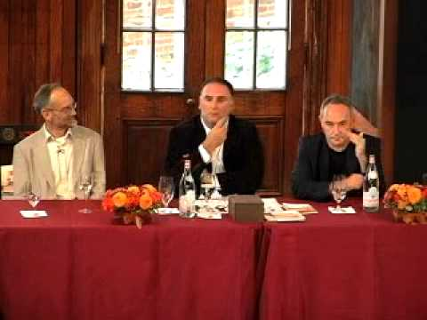 A Special Talk for Harvard Faculty by Ferran Adria, Chef of elBulli in Spain