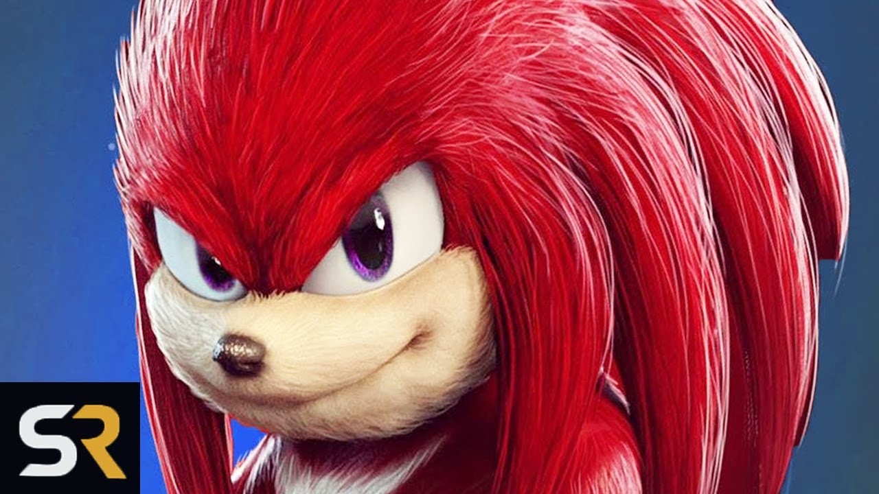 Hints Knuckles Will Be In The Sonic The Hedgehog Sequel Movie Youtube