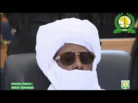 Ex-Chad leader Hissène Habré gets life in prison for crimes against humanity