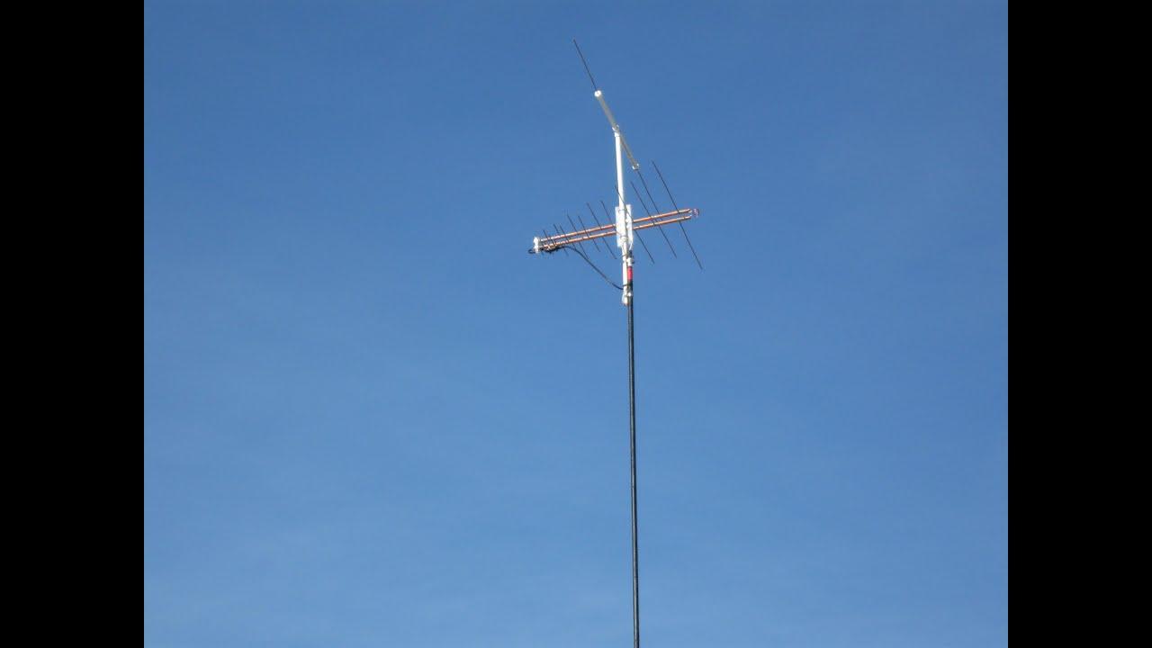 DIY Log Periodic Antenna for HDTV