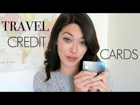 BEST CREDIT CARDS FOR TRAVEL