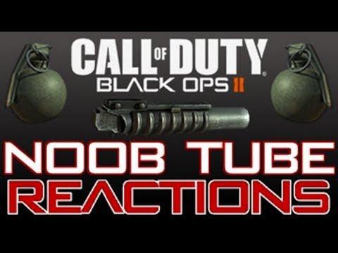 Seems Like Overkill - Black Ops II Noob Tube Reactions