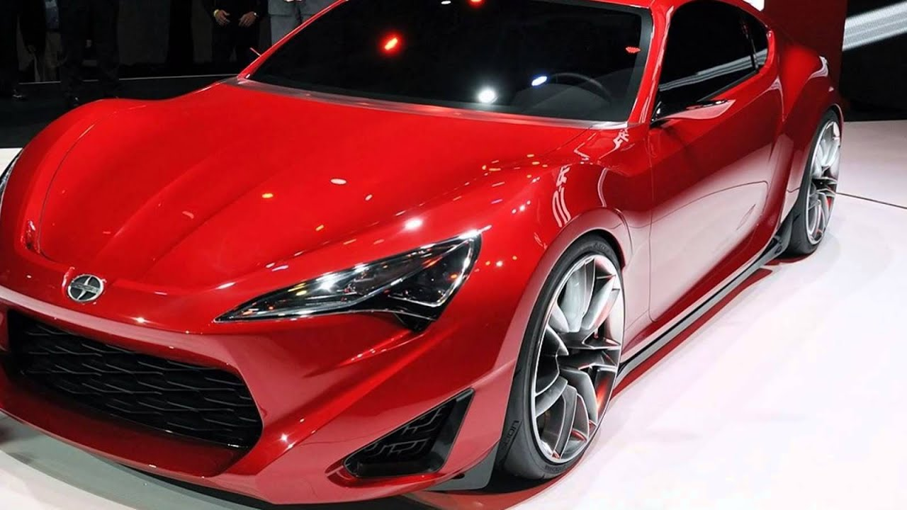 2017 Scion Frs