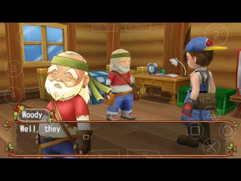 Harvestmoon Hero Of The Leaf Valley Ppsspp, How To Get Lumber