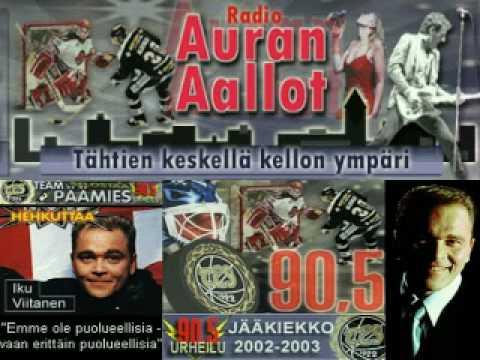 Iku Viitanen - Kärpät-TPS @ Auran Aallot 25.02.2003