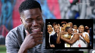 Download Kevin Hart React to His Cringy Basketball Videos Mp3 and Videos