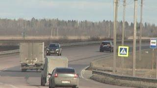 Окружную дорогу в Вологде продолжат строить в 2017 году