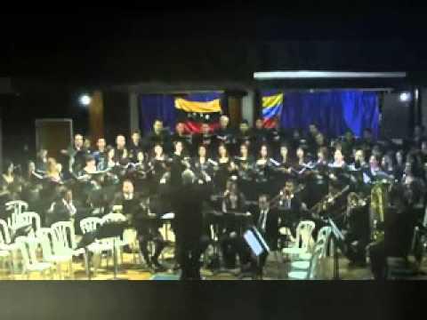 Begräbnisgesang (Canto Fúnebre) - Coral del Táchira - Venezuela