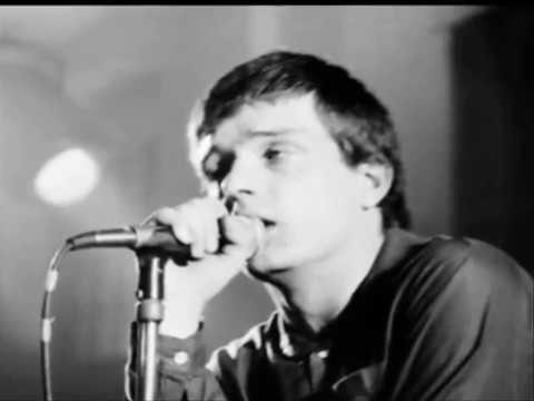 Tribute to Ian Curtis of Joy Division