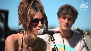 Wolf Alice - Fluffy - exclusively for OFF GUARD GIGS - Latitude 2013