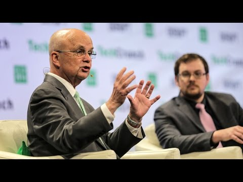 Former NSA and CIA Director Michael Hayden on Cyber Security & Privacy