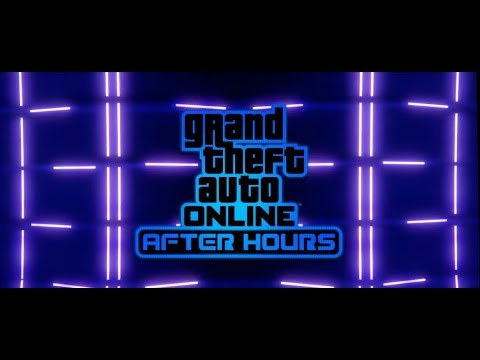 GTA Online: After Hours, Nightclub Tour + Introduction