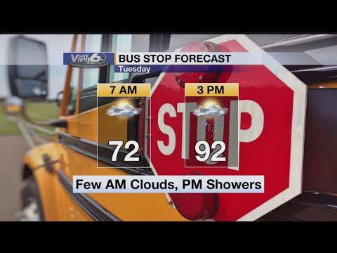 School Day Forecast 9 5 2017
