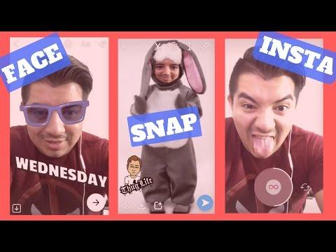 Facebook Stories Vs Snapchat Vs Instagram Stories