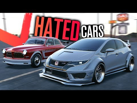 HATED Cars in Need for Speed Payback!