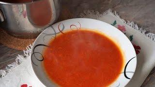 Томатный суп.Постный томатный суп/tomato soup