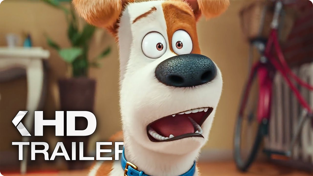 The Secret Life Of Pets All Trailer Clips 2016 Youtube