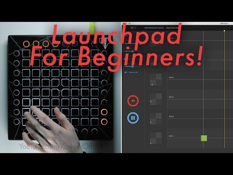 A NEW WAY TO USE A LAUNCHPAD???