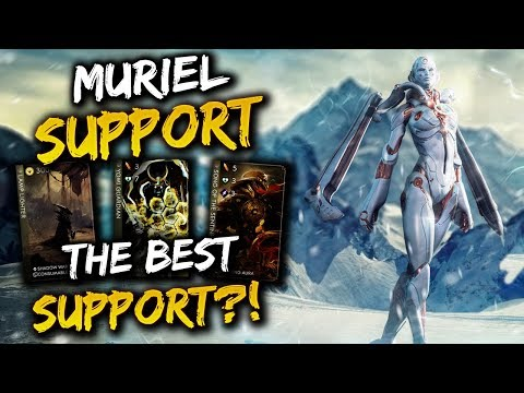 Paragon Muriel Gameplay - SUPPORTING YOU THROUGHOUT 2018!
